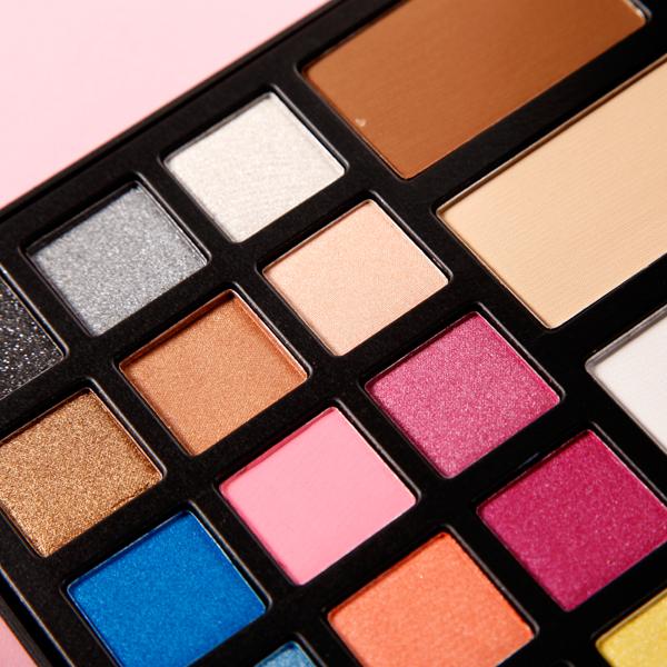 30 colors neutral warm eyeshadow palette eye shadow makeup for Warm neutral paint color palette