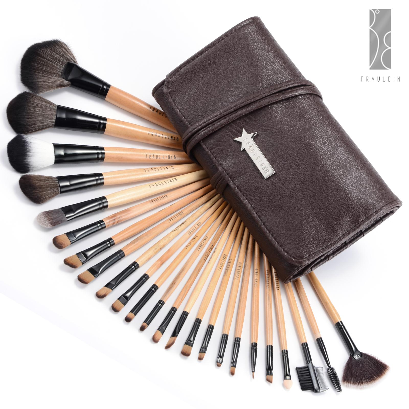 utensilios de maquillaje profesional