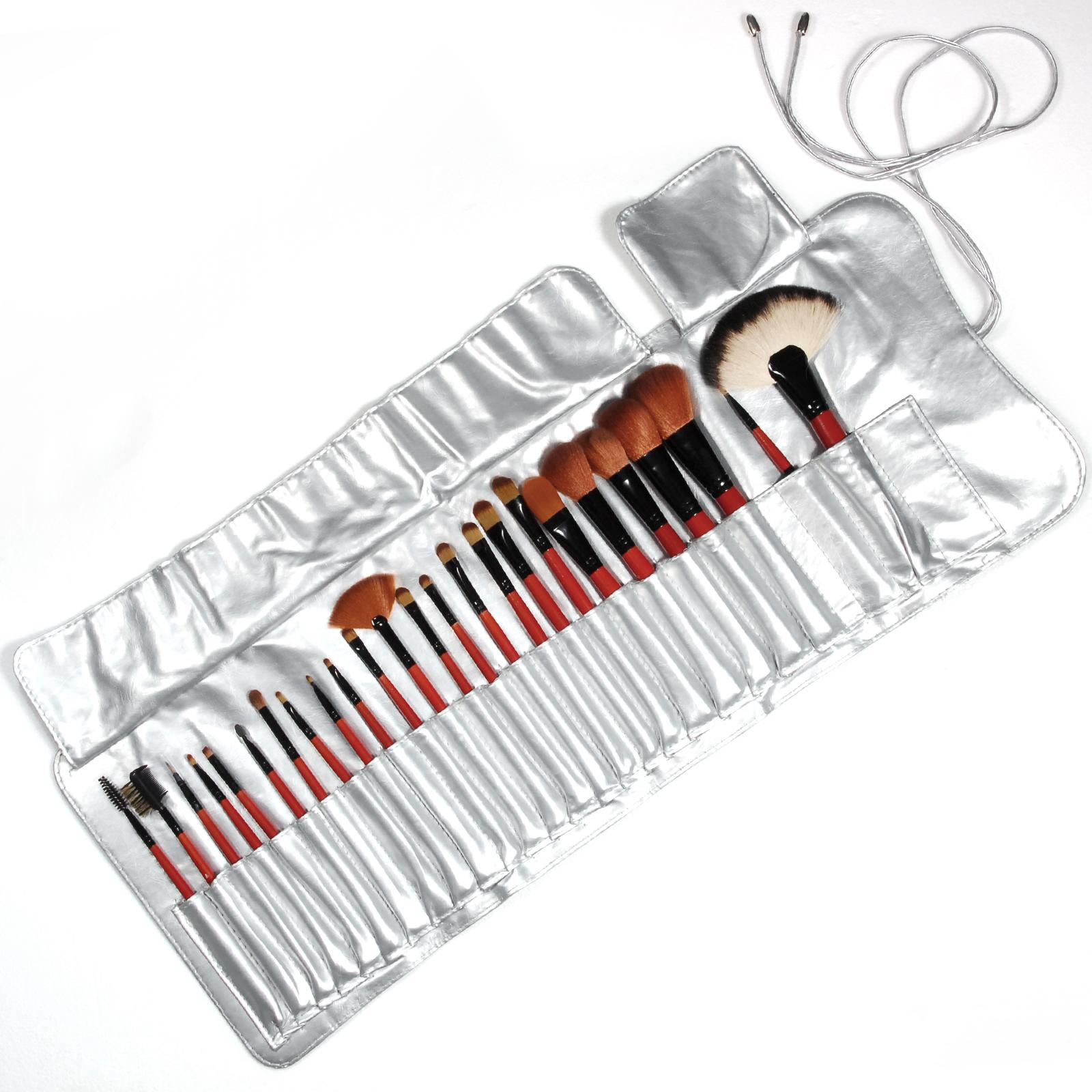 fraeulein 38 25tlg make up set pinsel brush sch nheit set. Black Bedroom Furniture Sets. Home Design Ideas