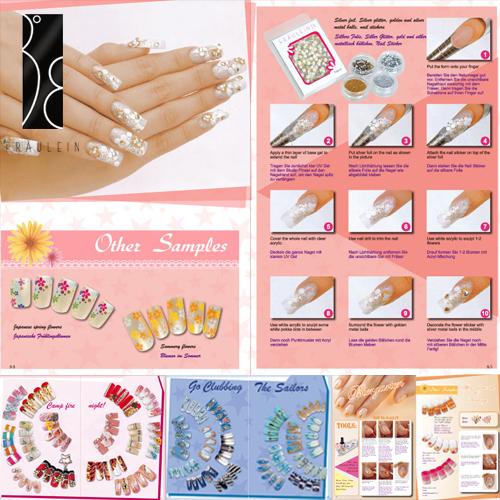 nail art book step by step pdf