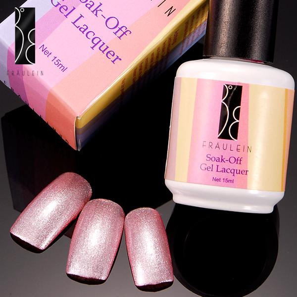 pink 15ml soak off uv gel nagellack gellack fr ulein 3 8. Black Bedroom Furniture Sets. Home Design Ideas